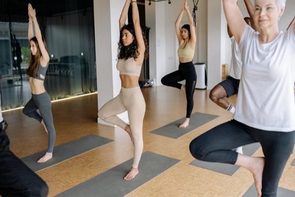 Yoga Studios in Las Vegas