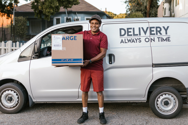Good Courier Services in Baltimore