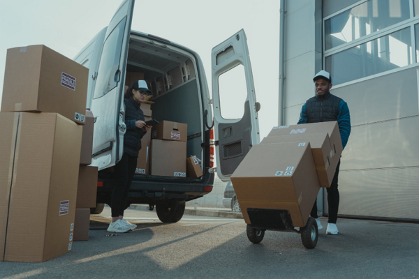 One of the best Courier Services in Baltimore