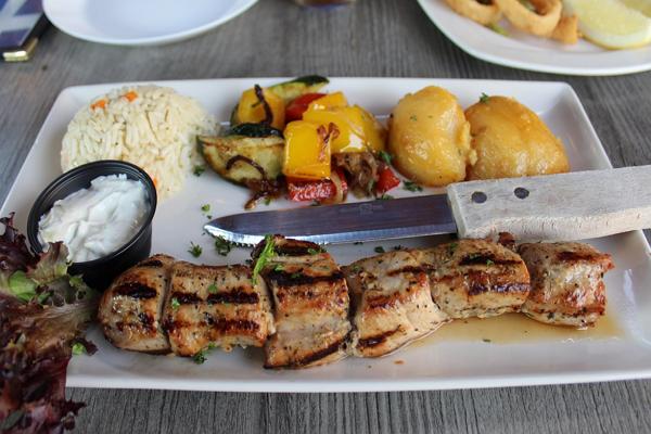 One of the best Greek Food in Washington
