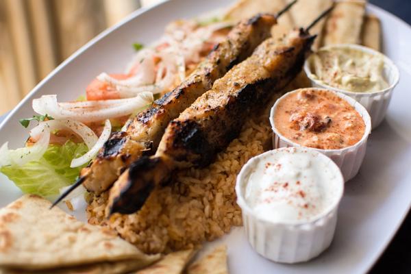 Top Greek Food in Washington