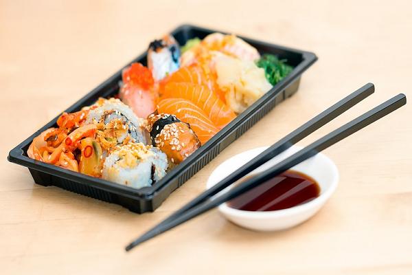 Good Japanese Restaurants in Baltimore
