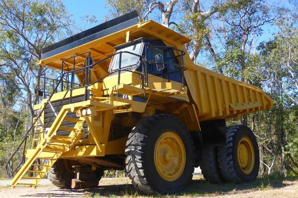 Construction Vehicle Dealers Sacramento