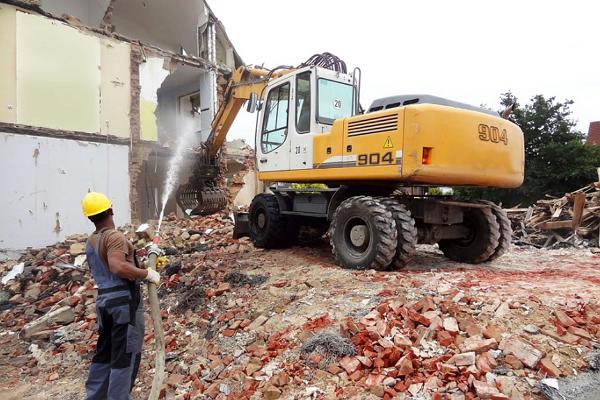 Demolition Builders Sacramento
