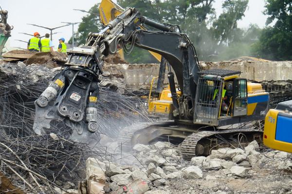 Demolition Builders in Sacramento