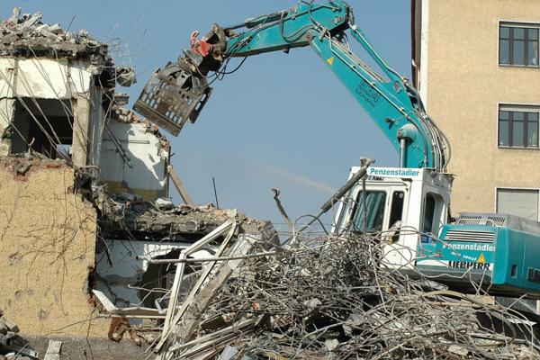 Top Demolition Builders in Sacramento