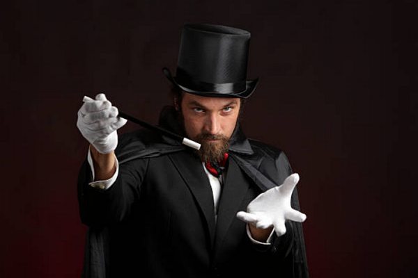 Magicians in Baltimore