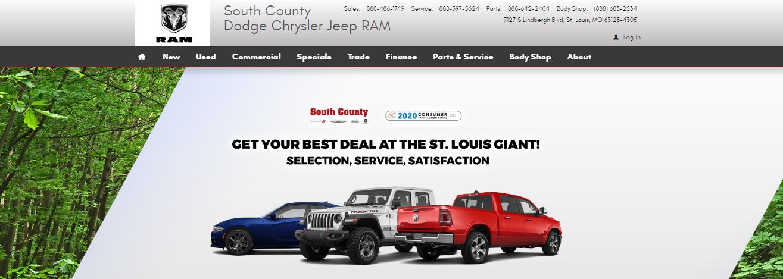 South County Dodge Chrysler Jeep Ram