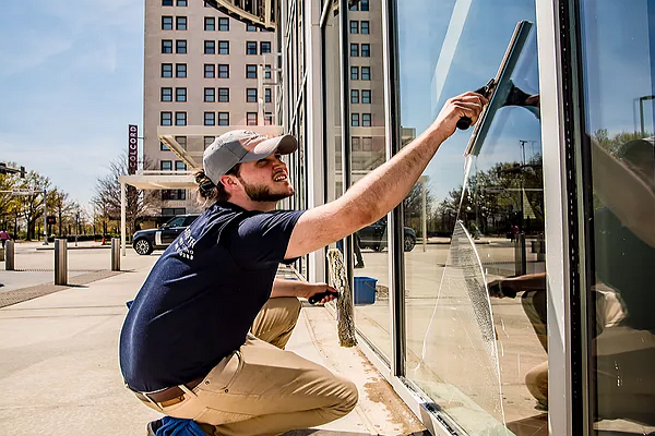 Window Cleaners in Oklahoma City