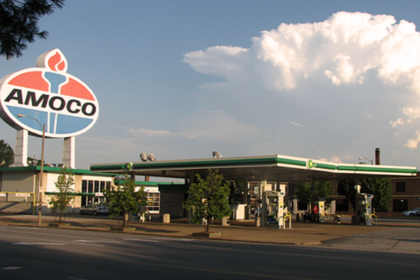 One of the best Petrol Stations in St. Louis