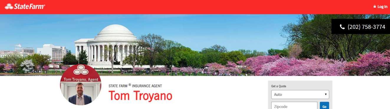 Tom Troyano - State Farm Insurance Agent