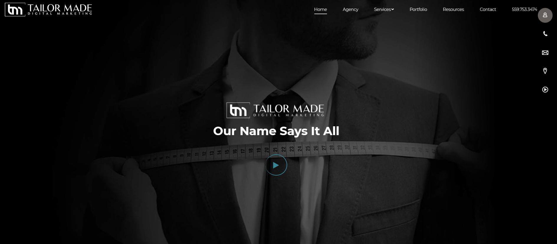 Tailor Made Digital Marketing