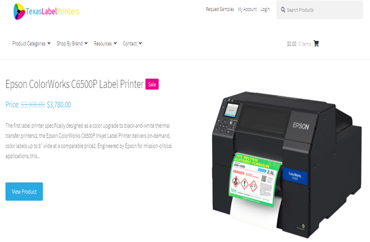Best rated Label and Receipt Printers
