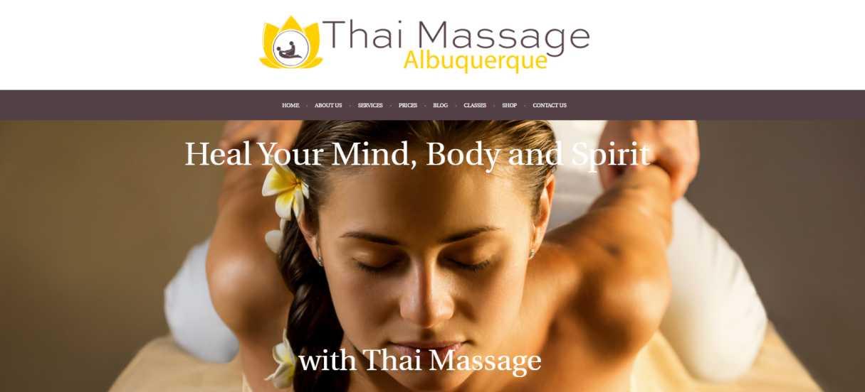 Thai Massage Albuquerque