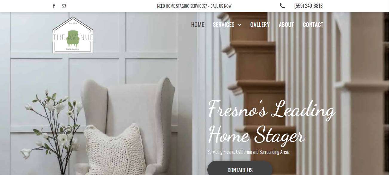 The Avenue Home Staging in Fresno, CA