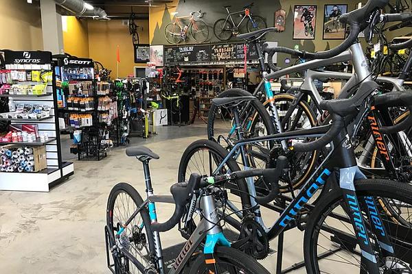 Top Bike Shops in Fresno