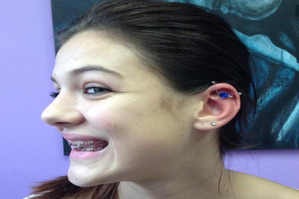 Body Piercing in Sacramento