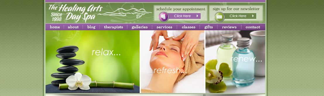 The Healing Arts Day Spa