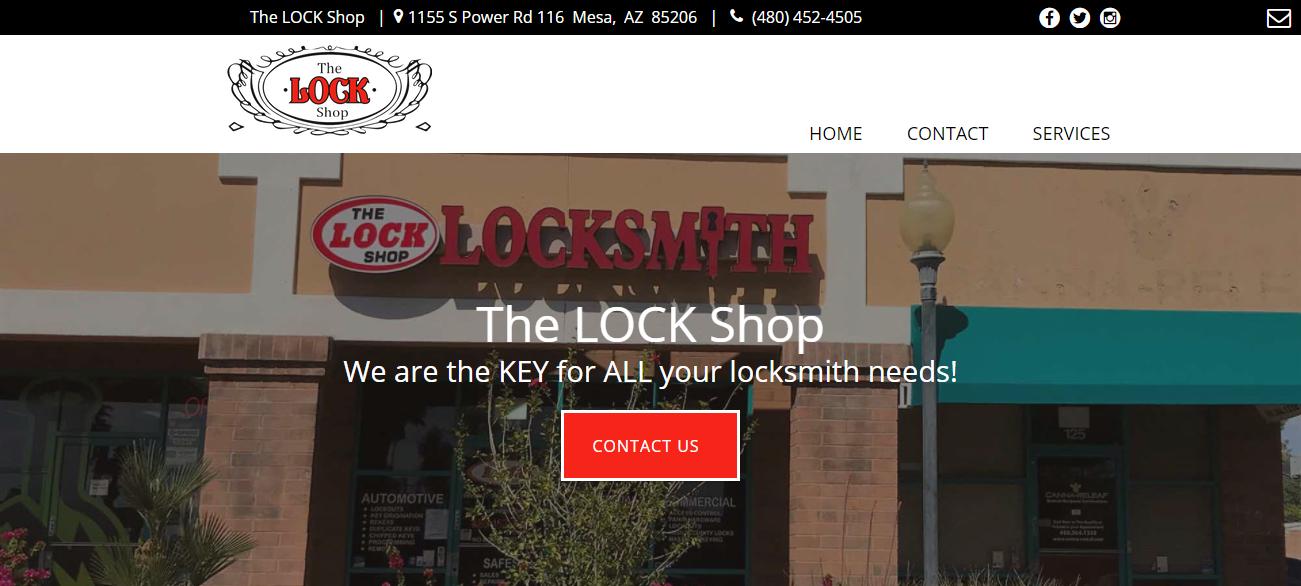The LOCK Shop in Mesa, AZ