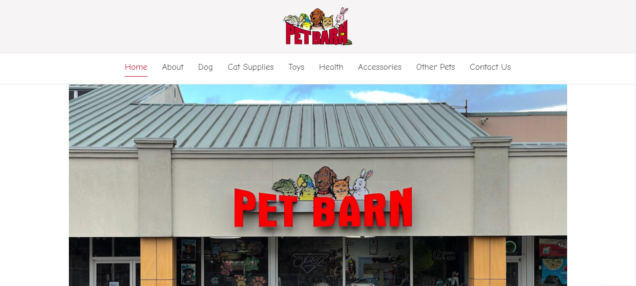 The Pet Barn in Portland, OR
