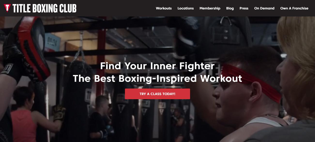 Title Boxing Club in Sacramento, CA