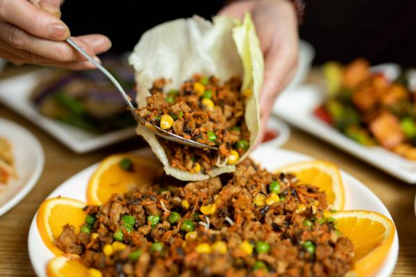 One of the best Vegetarian Restaurants in Sacramento