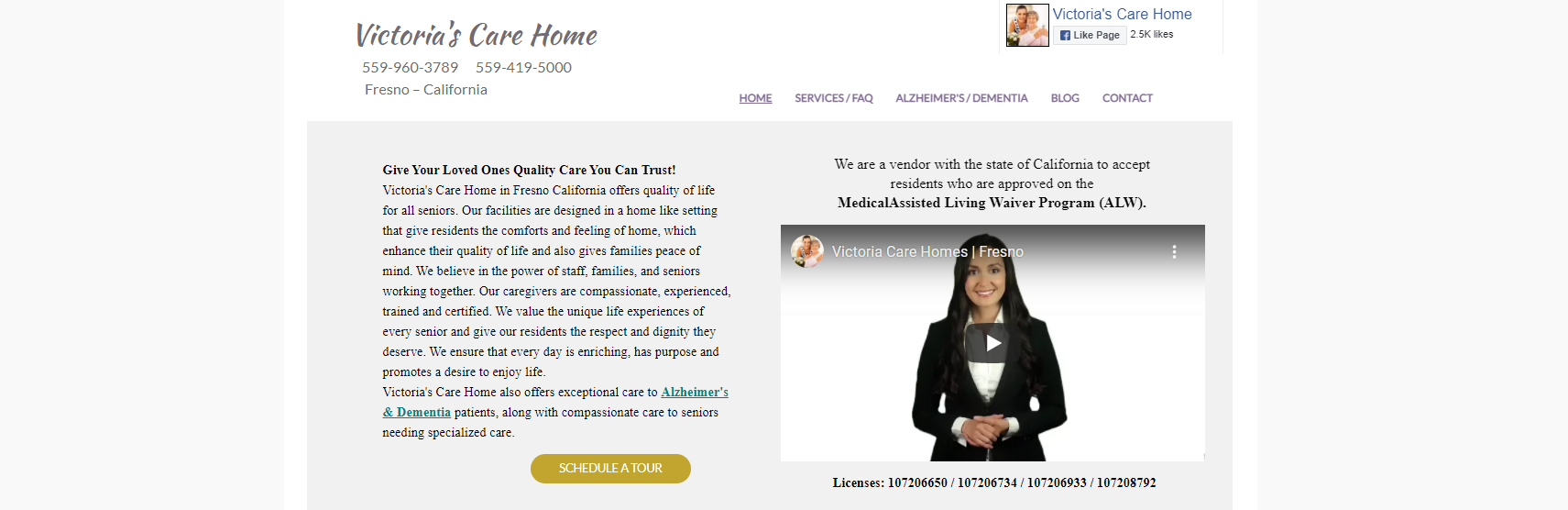 Victoria's Care Home