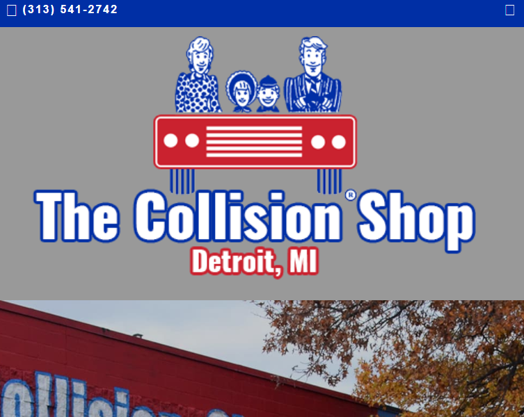 The Collision Shop Auto Body Shops in Detroit, GA