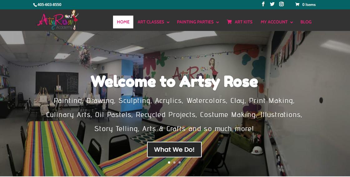 Artsy Rose Academy Oklahoma City, OK