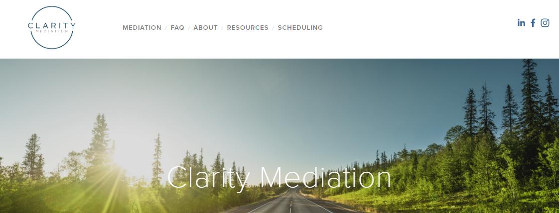 Clarity Mediation
