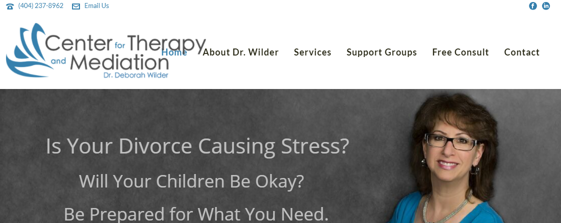 Center for Therapy and Mediation