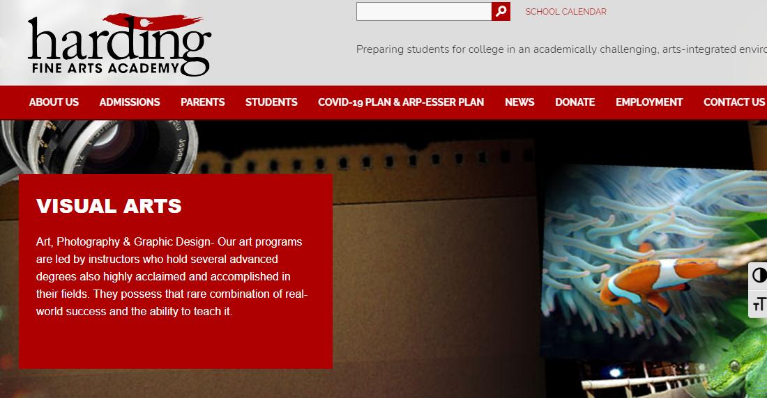 Harding Fine Arts Academy