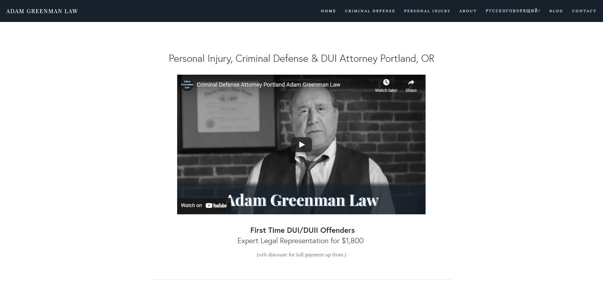 5 Best Traffic Attorneys in Portland, OR