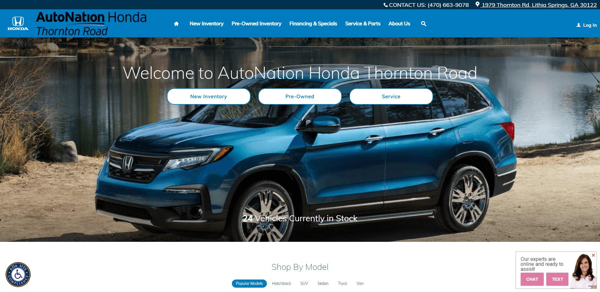 Atlanta, GA Best Honda Dealers