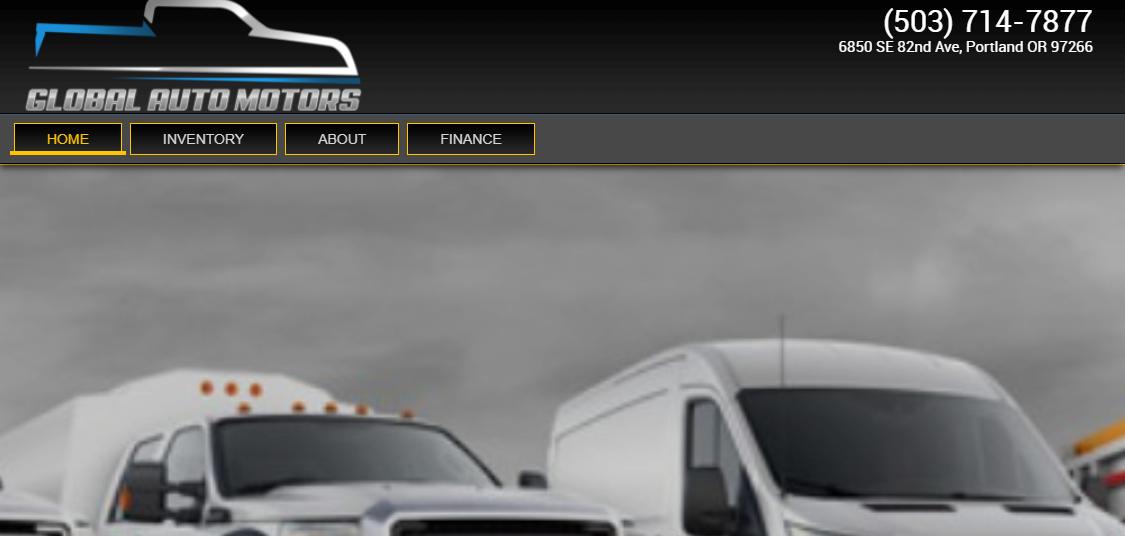 Global Auto Motors Portland