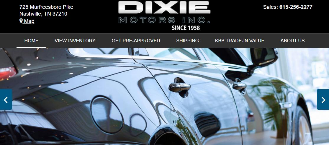 Dixie MotorsCar Dealerships in Nashville, TN