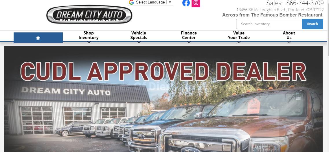 Dream City Auto Sales