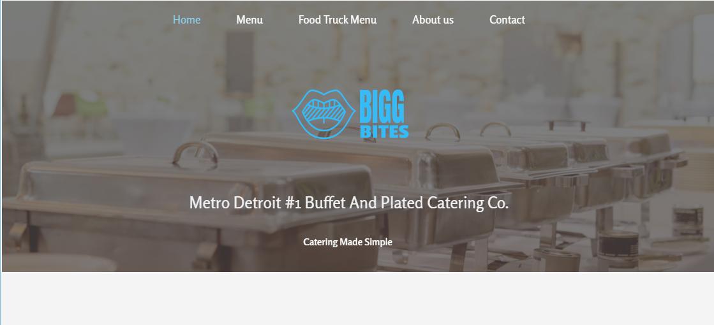 Big Bites CateringDetroit, MI