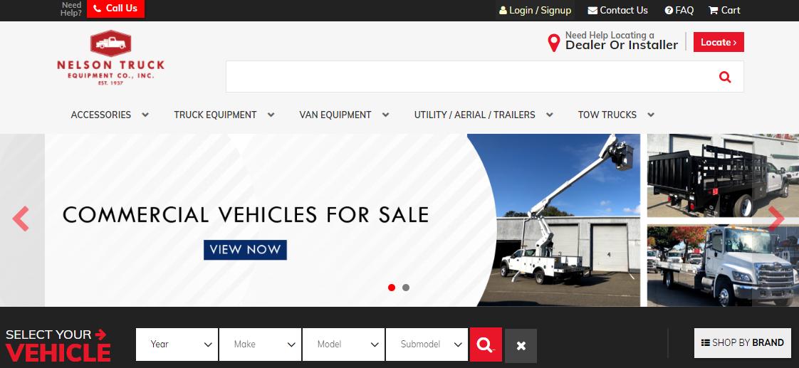 Nelson Truck Equipment - Portland
