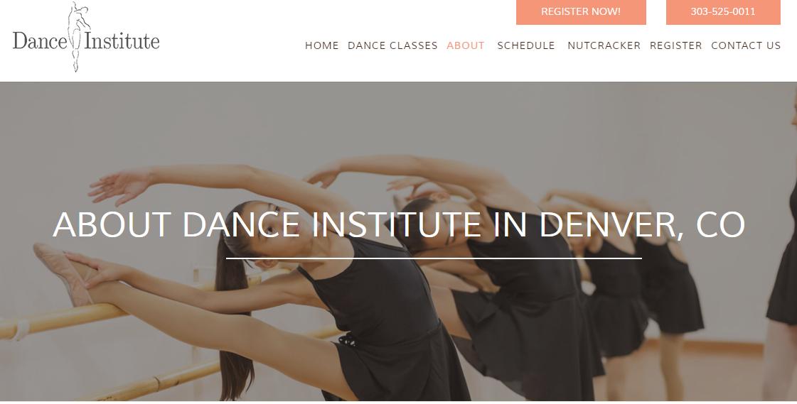 Dance Institute Dance Schools in Denver, CO