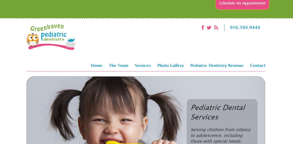 Greenhaven Pediatric Dentistry