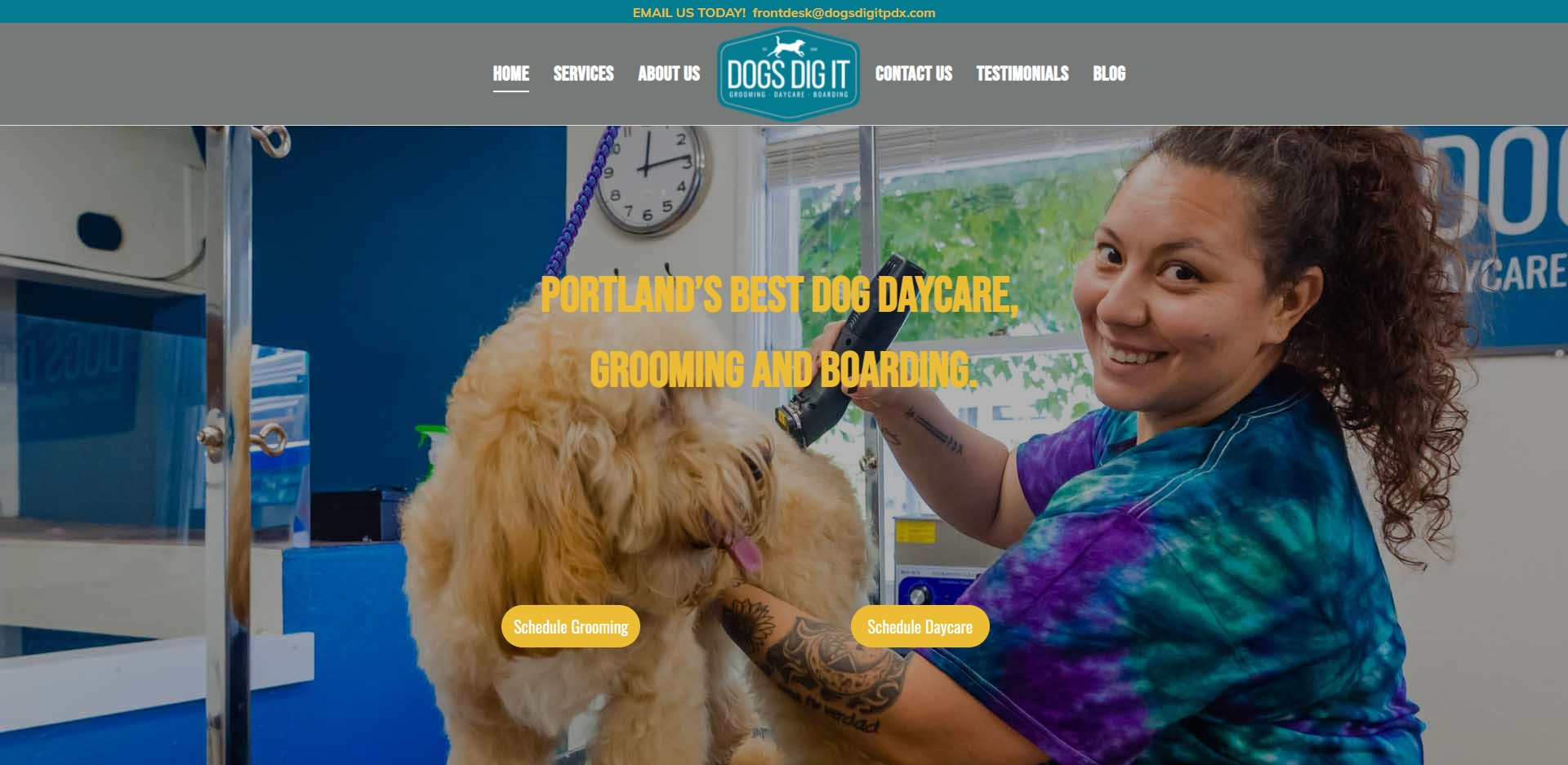 The Best Doggy Day Care Centres in Portland, OR