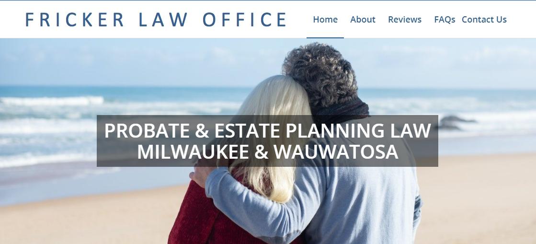 Fricker Law Milwaukee, WI