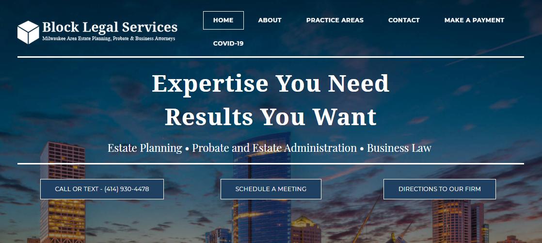 Block Legal Services, LLC Milwaukee, WI