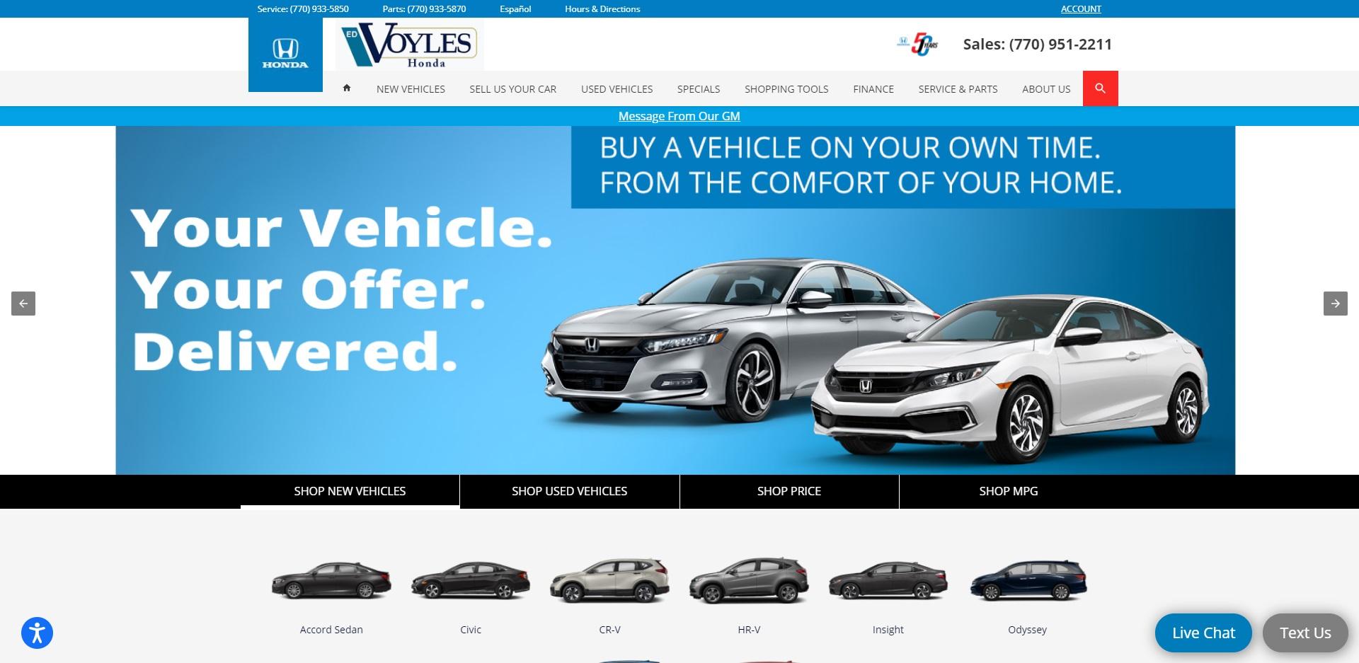 5 Best Honda Dealers in Atlanta, GA