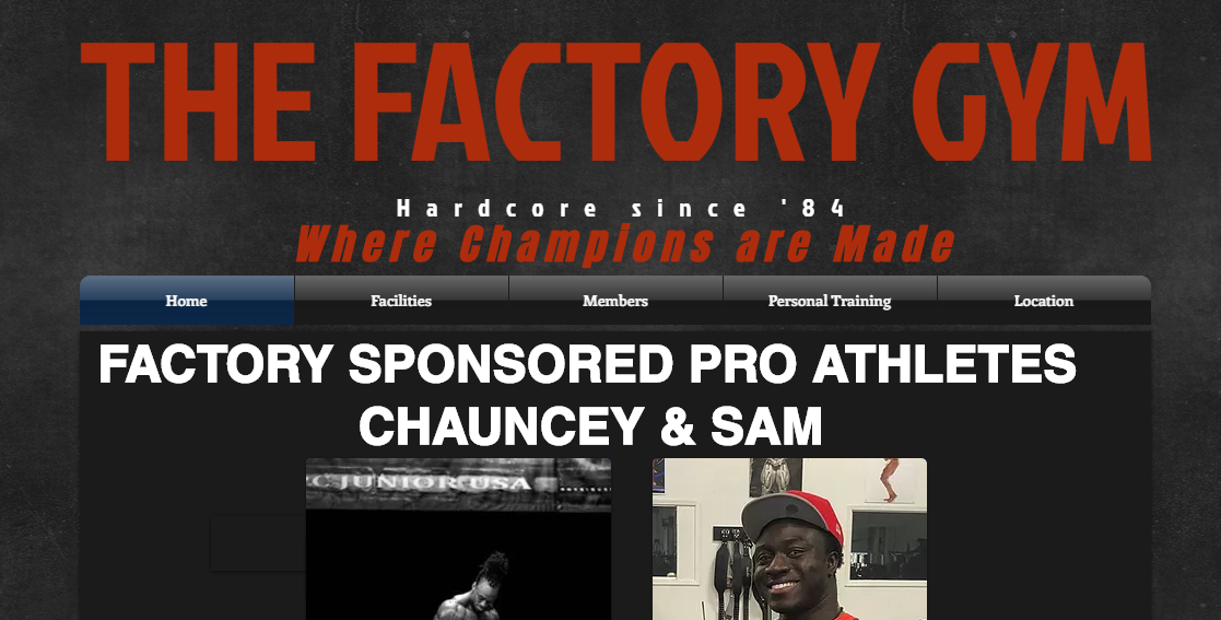 The Factory Gym Louisville, KY