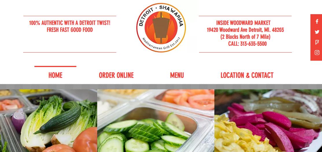 Sheeba Express Food in Detroit, MI