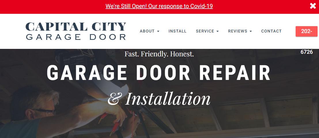 Capital City Garage Door