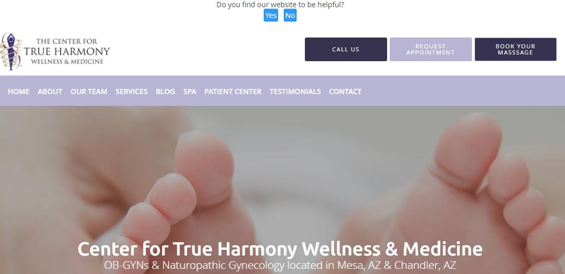 Center for True Harmony Wellness and Medicine