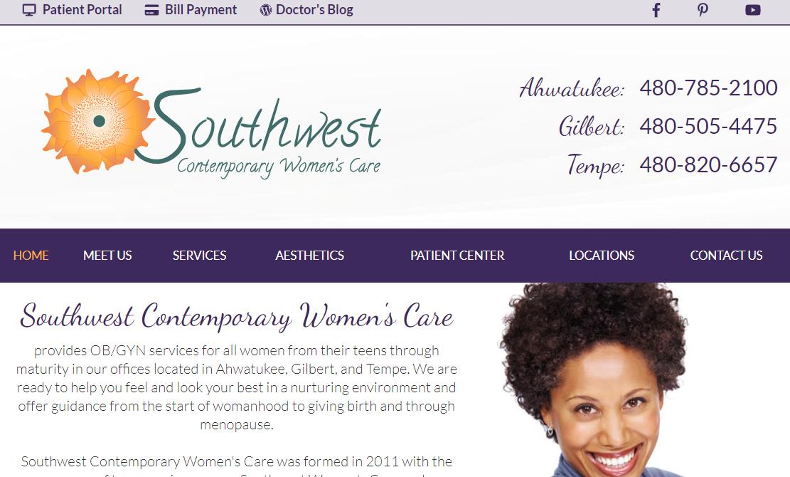 Southwest Contemporary Women's Care